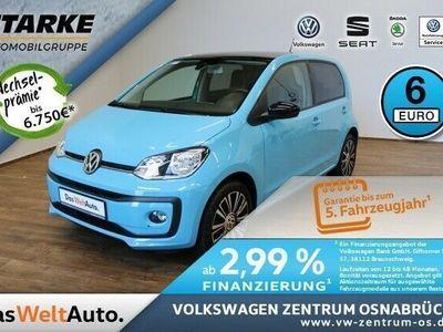gebraucht VW up! Up ! 1.0 highPDC LM Tempo Klima Einparkhilfe