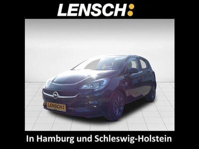 gebraucht Opel Corsa E 1.4 5T*120 JAHRE*SHZ*KLIMAAUTO:*PDC*RFK*