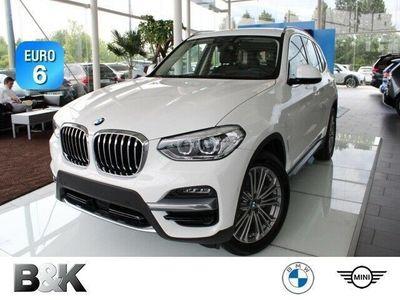 gebraucht BMW X3 xDrive20d Gewerbe