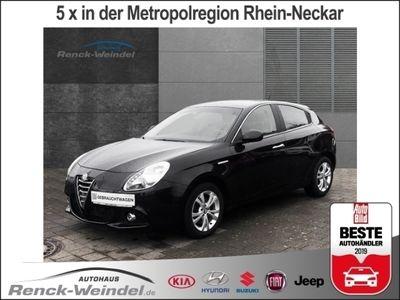 gebraucht Alfa Romeo Giulietta Turismo PDCv+h LED-hinten LED-Tagfahrl