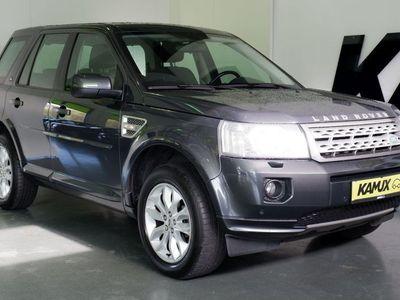 gebraucht Land Rover Freelander 2.2 Td4 SD4 HSE 190ps +Bi-Xenon +Navi +Pano +PDC +AHK