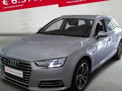 gebraucht Audi A4 Avant 2.0TDI EU6 design Virtual Navi Connect Clima