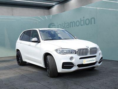 gebraucht BMW X5 M50 X5 M50dA STANDHZ+LEDER+NAVI+HUD+LED+MEM