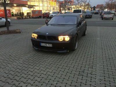 gebraucht BMW 745L i als Limousine in Fürth