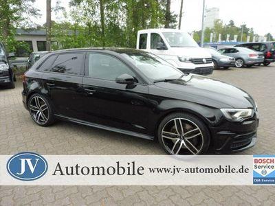 second-hand Audi S3 Sportback 2.0 TFSI*S-TRO*/19/B&O/NAV/LED-SW