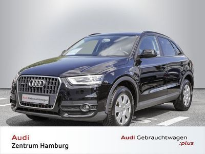 gebraucht Audi Q3 2.0 TDI quattro 103 kW (140 PS) 6-Gang