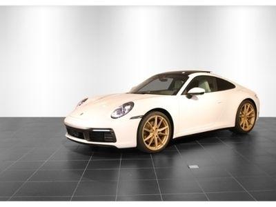 gebraucht Porsche 911 Carrera S 992 *aurum*schiefergrau*kreide