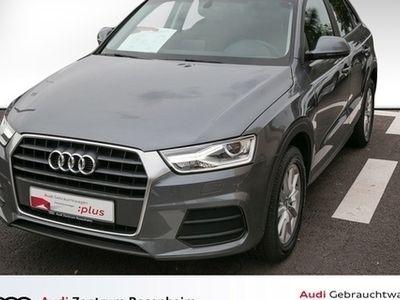 gebraucht Audi Q3 2.0 TDI S tronic (EU6,Navi,Xenon,BT)