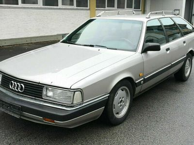 gebraucht Audi 200 Avant 20V Turbo quattro nur 178 tkm Rarität als Kombi in Riedlhütte