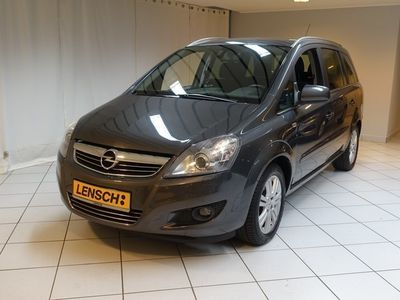 gebraucht Opel Zafira B 1.4 Family Plus 7-SITZE+XENON+aAHK+PDC