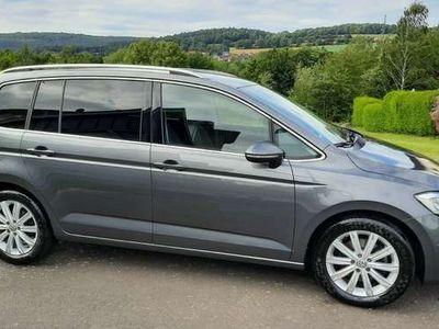 gebraucht VW Touran Cross 2.0 TDI SCR (BlueMotion Technology) H...