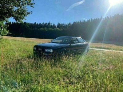 gebraucht Audi Coupé B3 5Zylinder 136 1988