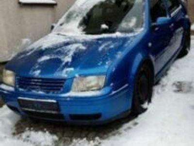 gebraucht VW Bora 1.6 Sport Edition