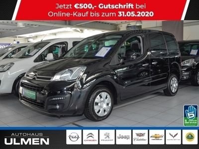 gebraucht Citroën Berlingo Kombi Selection 1.6 BlueHDi 100 FAP NAVI+BLUETOOTH
