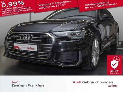gebraucht Audi A6 Avant 50 TDI quattro tiptronic S line Navi Vi S