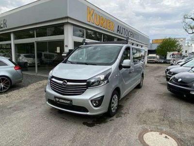 gebraucht Opel Vivaro B Kasten/Kombi Combi L2H1 2,9t