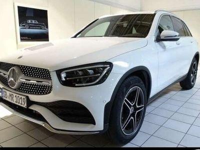 gebraucht Mercedes GLC220 d 4M AMG MOPF+LED+NAVI+WIDESCREEN+MBUX+A