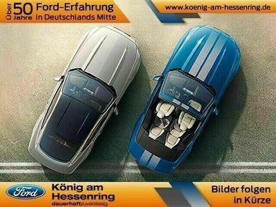 gebraucht Ford Fiesta Titanium 1.4 Klimaaut.+ParkPilot+Sitzhzg