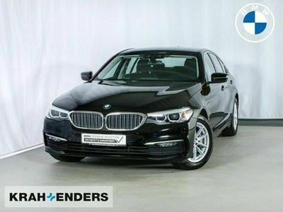 gebraucht BMW 530 e LED Navi LED Rückfahrkam. PDCv+h LED Klimaautom.