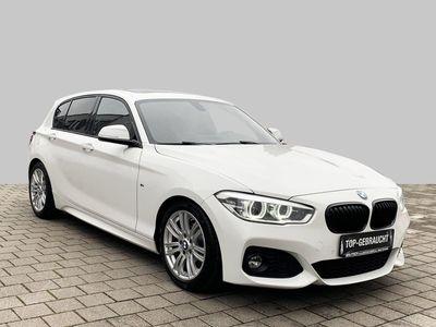 gebraucht BMW 120 i M Sport KLIMA / NAVI / SCHIEBEDACH