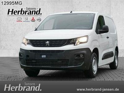 gebraucht Peugeot Partner 1.5 BlueHDi 100 L1 S&S Premium*Klima*