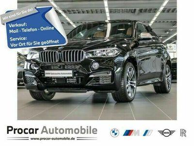 gebraucht BMW X6 M50 M50d M Sport Head-Up LED H/K DA+ 360 Standhzg als SUV/Geländewagen/Pickup in Köln-West