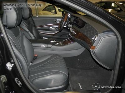 gebraucht Mercedes S350L BT AMG Line Sport Fahrass.-Pak. Burmester