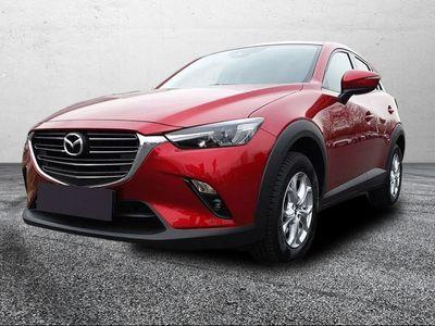 gebraucht Mazda CX-3 SKYACTIV-G 121 FWD Exclusive-Line Navi