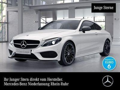 gebraucht Mercedes C300 Cp. AMG LED AHK Night Keyl-GO Kamera Navi