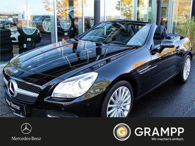 gebraucht Mercedes SLK200 Comand/7 G-Tronic/Magic Sky/HarmanKardon