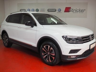 gebraucht VW Tiguan Allspace Comfortline IQ.DRIVE 2.0 DI 399,-ohne Anz! Navi ACC AHK