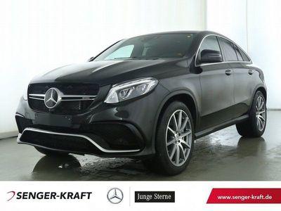 "gebraucht Mercedes GLE63 AMG 4M Coupé+PANORAMA+AHK+MEMORY+21""AMG+360°"