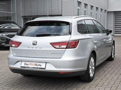 used Seat Leon ST 1.6TDI 'Style',LED,Navi,Sitzhzg.