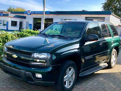gebraucht Chevrolet TrailBlazer LTZ