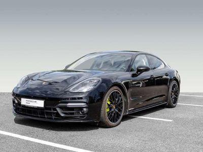 gebraucht Porsche Panamera 4 E-Hybrid SportDesign Massagesitze
