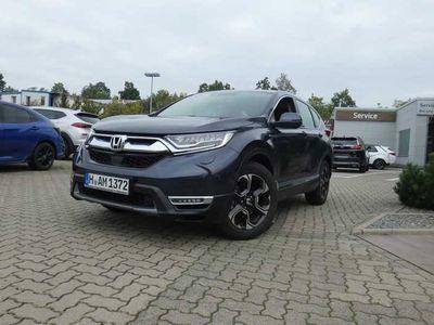 gebraucht Honda CR-V Hybrid 2.0i Elegance CVT 2WD *MIT AUTOMATIK*