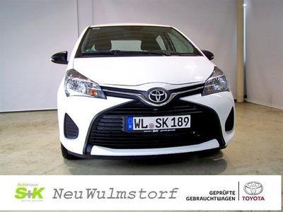 gebraucht Toyota Yaris 1.0l,5-trg.Cool, Sound-Paket