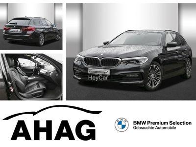 gebraucht BMW 530 d xDrive Sport Line Innovationspaket