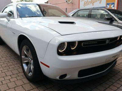 gebraucht Dodge Challenger 3,6L 8 Gang SXT 6 1 Hand! Unfallfrei