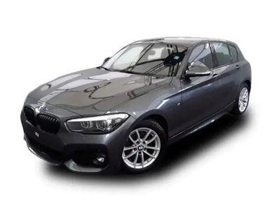 gebraucht BMW 120 120 dA M Sportpaket Shadow Navi LED Keyless 6d