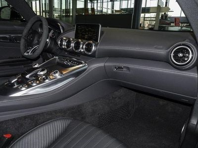 gebraucht Mercedes AMG GT S Ride Control Memory+Night+Chrome-Paket