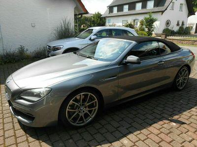 gebraucht BMW 650 Cabriolet i Scheckheft DT.Fahrzeug