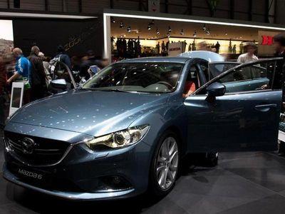 gebraucht Mazda 6 Center-Line 2.2 Skyactive D 150 Touring Pak...