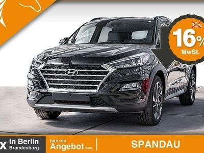 gebraucht Hyundai Tucson 2.0 CRDi (48V) Premium 4WD Panorama Leder