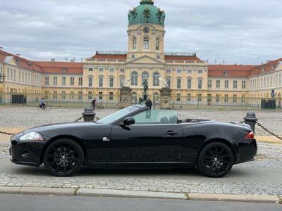 gebraucht Jaguar XK 4.2L V8 Cabriolet NAVI LEDER TOP ZUSTAND
