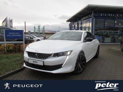 gebraucht Peugeot 508 2.0HDi 160 EAT8 GT-Line ACC+Night+Suspension