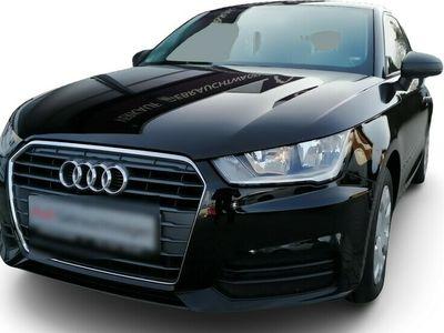 gebraucht Audi A1 A1 1.0TFSI 82PS NAVI.BLUETOOTH.KLIMAANLAGE.ISOFI