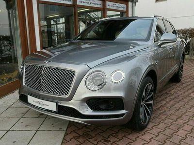 gebraucht Bentley Bentayga W12 *HuD*Leder*Navi*PGSD*