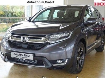 gebraucht Honda CR-V 1.5 VTEC Turbo Elegance I Navigationssystem