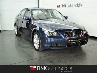 gebraucht BMW 545 i Leder Xenon Navi